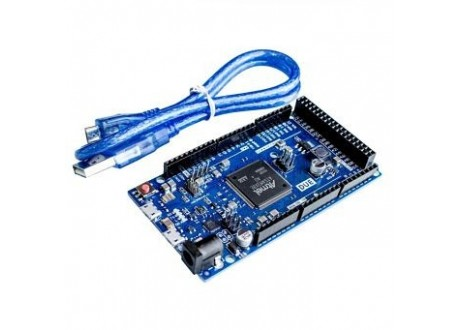 Arduino DUE COMPATIBLE+ Cable USB