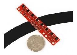 Sensor de Linea QTR-8RA Pololu