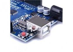 Arduino Uno CH340 + cable USB