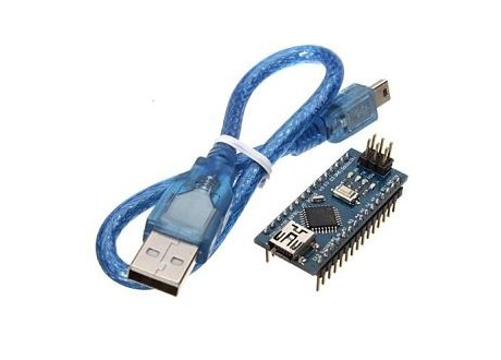 Arduino NANO V3.0 FT232 + Cable USB