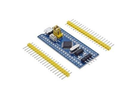 Tarjeta de  desarrollo STM32F103C876