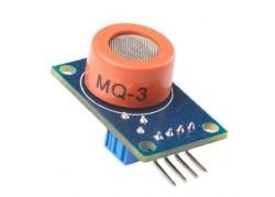 Sensor de gas MQ-3