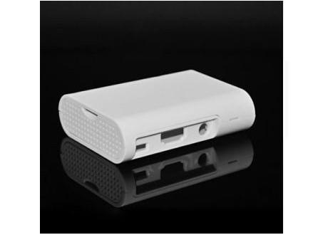 Caja Carcasa De Protección Para Raspberry Pi Modelo 3 B+ Blanca