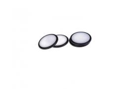 Rueda Goma 26.5mm diametro