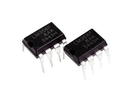 Integrado Amplificador Operacion LM358N