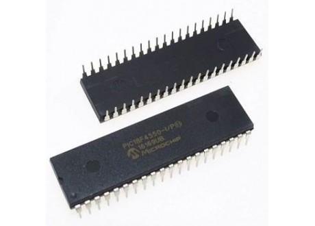 MICROCONTROLADOR PIC 18F4550 I/P