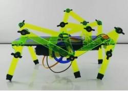 Kit Araña Robot Hexapodo...