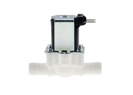 VALVULA SELENOIDE PLASTICA 10.5mm 12V (Alta presión)