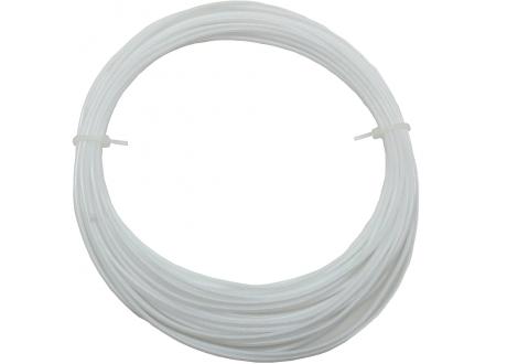 Filamento ABS 1.75mm Color Blanco x Metro