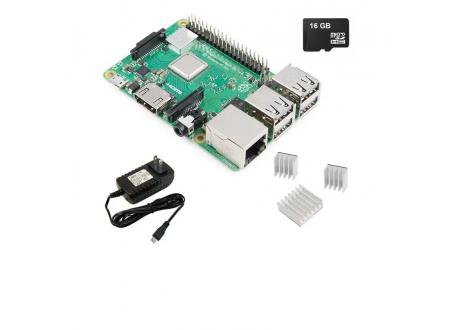 Kit Raspberry Pi 3 B+ (plus) Original Kit Starter