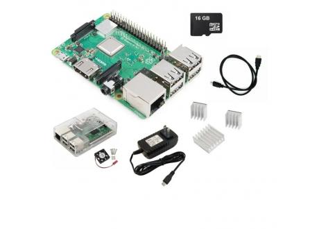 Kit Raspberry Pi Model 3b + (plus) Kit No.3