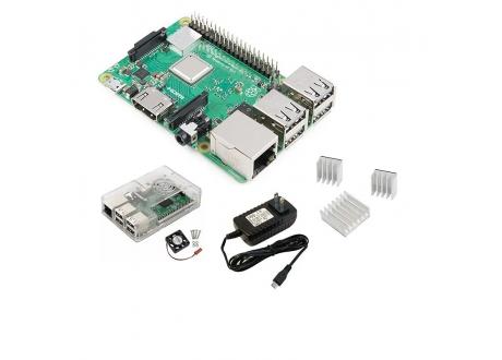 Raspberry Pi Model 3b + Plus Kit No. 2