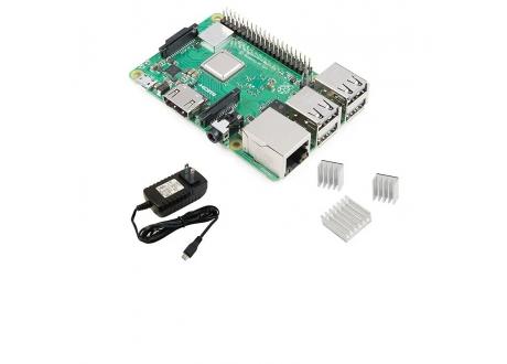 Raspberry Pi 3 B+ (plus) 2019 Kit Esencial