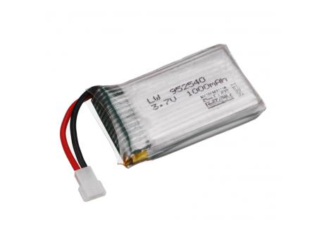 Bateria Lipo 1S 3.7V 1000mAh 25C Drone SYMA  X5C y Similares